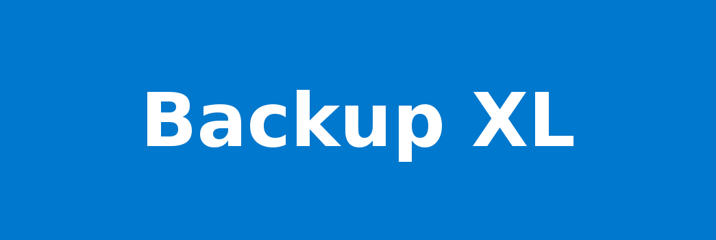 Backup XL